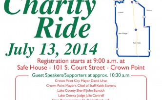 St. Jude House - Charity Ride 2014