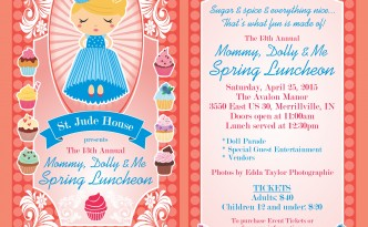 Spring Luncheon Digital Flyer 2015