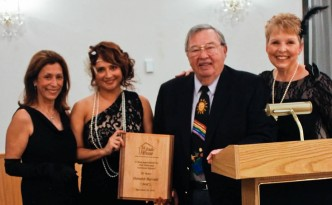St. Jude House Honors Don Burrell