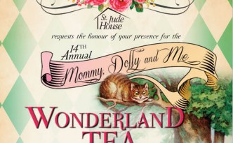 14th Annual Mommy, Dolly and Me Wonderland Tea